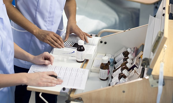 Reducing medication errors in nursing practice